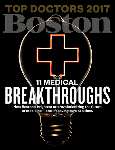 Top Doctor Boston Magazine